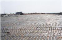 Buy cheap 60kn hdpe uniaxial geogrid product