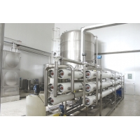 Buy cheap PP Membrance Stainless Steel 304 RO Water Treatment System product