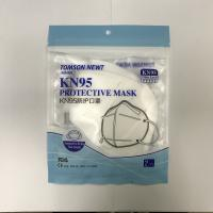 Buy cheap KN95 Protective Mask N95 FFP2 Alternative Mask 50Pcs Per Bag product