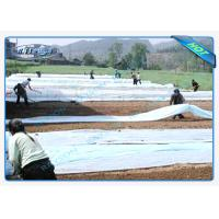 China Durable Super Wide Non Woven Weed Barrier Fabric For Ginseng Planting on sale
