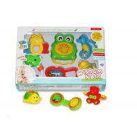 Buy cheap 6 Pcs Plastic Kids Music Piano Baby Rattle Teether Toddler Instrument product