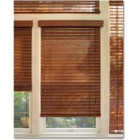 Wooden windows blinds splendid quality windows blinds any for Quality windows