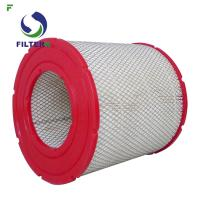 Buy cheap Synthetic Replacement Filter Elements , Universal Filter Cartridge For Ingersoll from wholesalers
