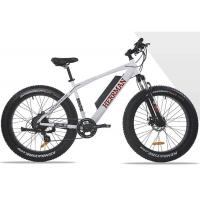 Buy cheap 48V 500W 8Fun Brushless Motor Mountain Electric Bicycle MTB Electric Powered Bike with LCD Display product