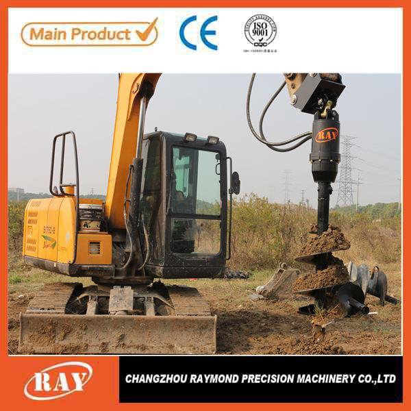 soil drilling machine