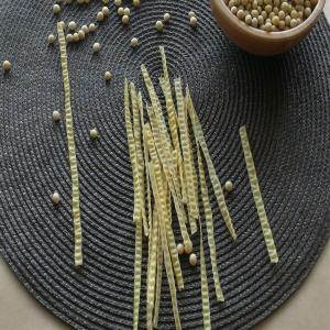 有機性大豆のヌードルのパスタ