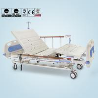 Buy cheap Commercial Comfortable Hospital Beds , Electric Medical Bed For Health Care product