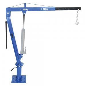 Buy cheap Blue CE 2000lbs 1800MM Hydraulic Jack For Engine Crane product