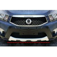 Buy cheap Front auto bumper protectors / front bumper replacement for Ssangyong Actyon 2014 product