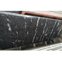 Buy cheap Different Color Control Natural Stone Slabs Black Granite With White Vein Material product