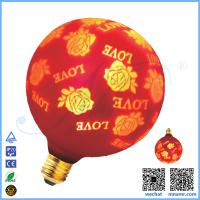 China Christmas Gifts G125 LED Decoration Bulb wholesale
