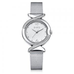 Buy cheap Elegant Alloy Quartz Watch , Fashion Wrist Watches One Year Warranty product
