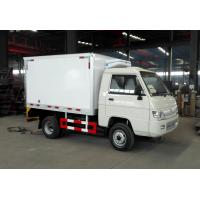 Buy cheap 0.5Ton - 1Ton Forland Refrigerated Transport Trucks Small Capacity For Frozen Food product