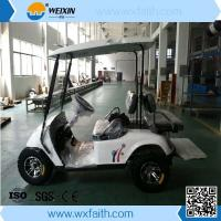 China 2 Front Seats Plus 2 Rear Seats Cheap Electric Golf Cart for Sale on sale