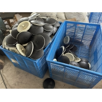 Buy cheap Disc Flat Type EPDM Bubble Air Diffuser 215mm 260mm 300mm For Sewage Treatment product