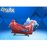 Buy cheap Virtual Reality Kids Coin Operated Game Machine / British Style Plane Arcade Games Machines product