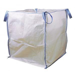 Buy cheap 1 Ton 100% Virgin PP Super Sack Bag For Building Material / Chemicals / Fertilizer product