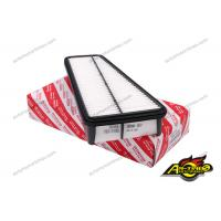 Buy cheap 17801-31090 Automobile Air Filter , Toyota Air Filter For Car Spare Parts product
