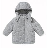Buy cheap High quality baby jacket warm wear coat infant hooded product