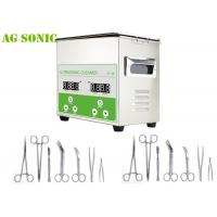 Buy cheap Lab Surgical Instruments 3L Ultrasonic Bath Cleaner Benchtop Ultrasonic Cleaner product