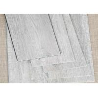 China Fireproof WPC Vinyl Plank 2mm / 3mm Wood Design Beautiful Texture Wide Adaptability on sale