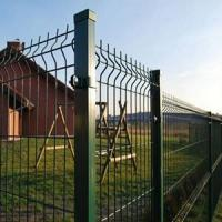 Buy cheap 3d Welded Wire Mesh Fencing Panel Garden Fence For Residential from wholesalers