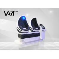 Buy cheap Theme Park Electric System 9D VR Cinema Egg Cinema Equipment With Action Movies from wholesalers