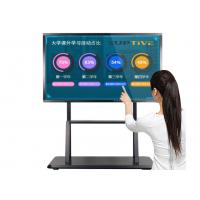 China Multi Function Smart Interactive Whiteboard For Schools Easy Operation on sale