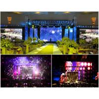 China High definition P4 rental indoor led display screen for concert stage on sale