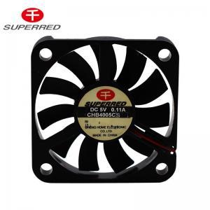 Buy cheap Ball Bearing Plastic PBT 94V0 12db Brushless PC Fan product