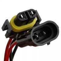 Buy cheap 2x DRL LED Decoder For Car Light , 50W LED Headlight Decoder H11 product