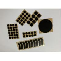 Buy cheap Die cut PU Poron foam with 3M double sided tape Gasket Sealing Vibration Management product