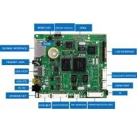 China RJ45 Embedded Mother Board , Commercial Tablet PC Industrial Embedded Motherboards on sale