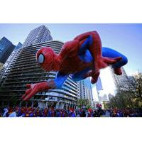 Buy cheap Spiderman Flying Giant Advertising Balloons , Event Giant Advertising Inflatables product