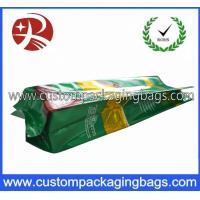 China Creative Design Vacuum Sealed Coffee Bag Packaging With Valve on sale