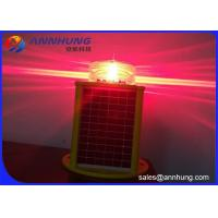 Buy cheap Wireless Remote Control Solar Airfield Light with 3-4 km Distance from wholesalers