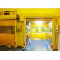 Buy cheap 3 Modulars Air Shower Room Tunnel , Large Goods Air Showers For Clean Rooms product