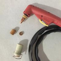 Buy cheap Durable Trafimet Plasma Torch , Plasma Cutting Tools Copper Material product