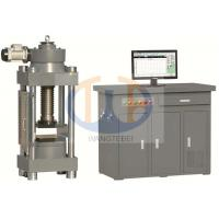 Computer Control Concrete Testing Machine Electrical Ball Screw Adjusting Mode