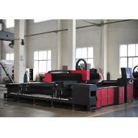 Buy cheap CNC Tube Laser Metal Cutting Equipment Sheet Special Galvanized Sheet 1000W product