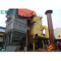 Buy cheap Industrial Filter Dust Extraction Systems For Drying , Bag Filter Systems product