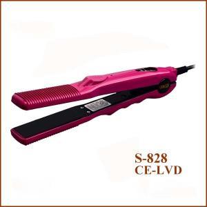 China Hair Straightening Machine Salon Hair Equipment Personalized Hair Straightener on sale