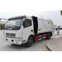 Buy cheap Dongfeng 4*2Garbage Compactor Truck 120Hp Self Loading and Discharge Garbage Truck product