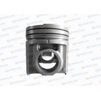 Buy cheap 6 Cylinder 6151-31-2710 Diesel Engine Piston for Komatsu PC400-5 S6D125 product