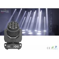China Sound Contral Dj Led Light , Mini Bee Eye 6x10w Rgbw 4 In 1 Moving Head Light on sale