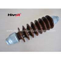 Buy cheap 46 KV Station Post Insulators , Suspension Type Insulator Self Cleaning product