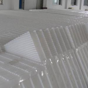 Buy cheap 10-8000 M3/d PVC PP Tube Settler Lamella Plate Packing For Clarifier product