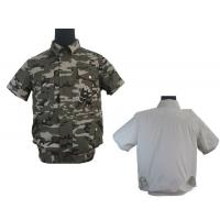 Quality Factory Fan Cooling Suit Vest High Temperature Protective Clothing Heatstroke for sale