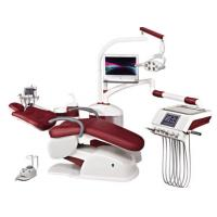 China A6800 Digital dental chair unit with touch screen control system on sale