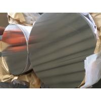 Kitchen ware Hot Rolled Aluminum Disc / Circle of alloy 1100 1050 1060 and 3003 for sale